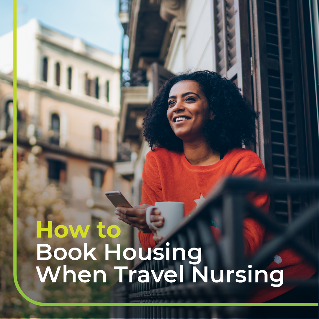 How to Book Housing When Travel Nursing